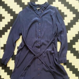Topshop women's maternity shirt dress